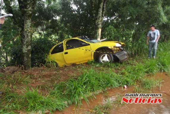 dac4a0634055 Jovem de Independência morre depois de uma saída de pista na BR 472 ...